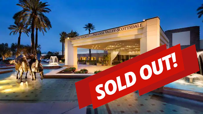 Hotel soldout